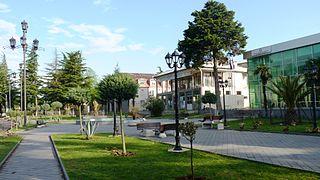 Place in Imereti, Georgia