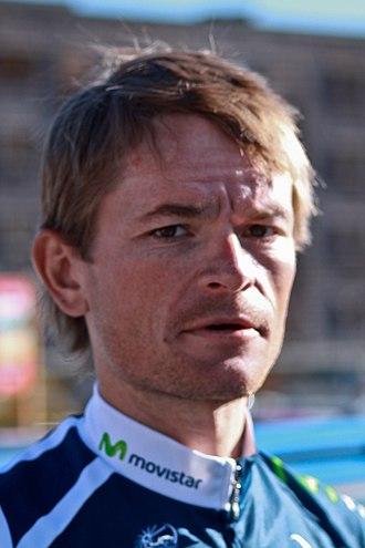 Vasil Kiryienka - Kiryienka at the 2011 Giro d'Italia