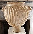 Vaso strigilato forse d'uso funerario, 1-150 dc ca.jpg