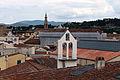 Veduta da palazzo pucci, verso san michelino visdomini 02 campanile a vela.JPG