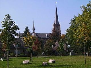 Veldhoven Municipality in North Brabant, Netherlands