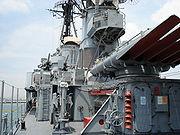 Velos D16 amidships