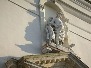 Angelo San Raffaele, Venice - Image: Venice Raffaele 003