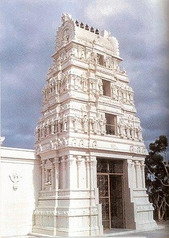 Hinduism in Australia - Image: Venkateswara Temple Helensburgh