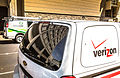 Verizon and CenturyLink Vans ISP Competition Portland (18206455371).jpg