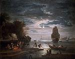 Vernet, Claude Joseph - The Night - 18th c.JPG