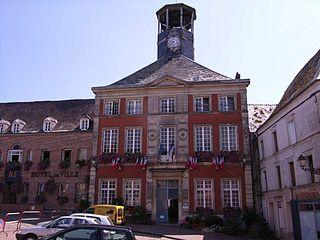 Vervins Subprefecture and commune in Hauts-de-France, France