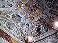 Vestibolo quadrato, con affreschi di daniele da volterra e girolamo da carpi, 02.JPG