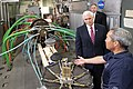 Vice President Pence at the NASA Ames Research Center (49084270973).jpg