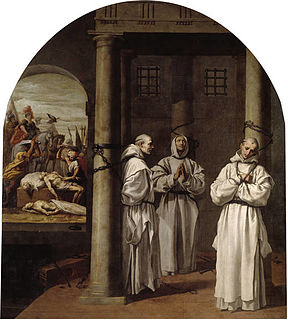 Carthusian Martyrs of London group of humans