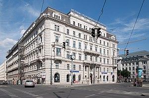 Volksbank -  Volksbank in Vienna.