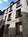 Vieux tours, 17 rue de la Monnaie, hôtel 17 et 18ém siècle.jpg