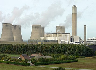 How to get to Ratcliffe Power Station with public transport- About the place
