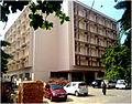 View of Fire Proof Spirit Building, Indian Museum, Kolkata.jpg