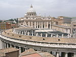 View of saint Peter basilica from a roof.jpg
