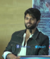 Vijay Devarakonda at the press meet of NOTA4.png