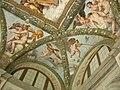 Villa farnesina, loggia di psiche 13.JPG