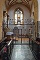 Villach Pfarrkirche St Jakob Khevenhueller-Kapelle Renaissance-Gitter 14112014 352.jpg