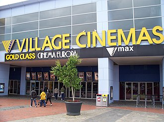 Village Cinemas - A fifteen-screen, free standing Village Cinema within Knox O-zone, Wantirna South, an eastern suburb of Melbourne.