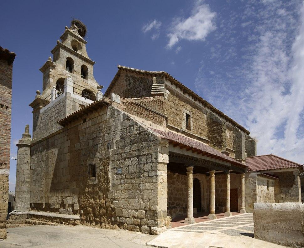 Villamartín de Campos – Veduta