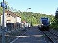 Villefranche-du-Périgord - Entrée du train en gare.jpg