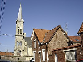 Villers en Cauchies church1.jpg