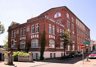 Villingen-Schwenningen - Villingen-Schwenningen Watch factory Bürk Museum of watch industry