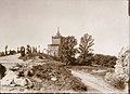 Vilnia, Horny zamak. Вільня, Горны замак (S. Fleury, 1900).jpg