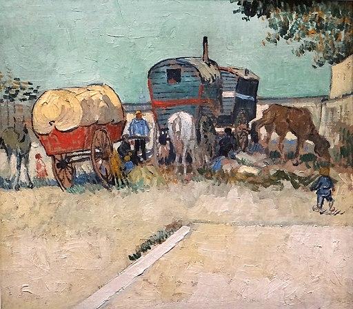 Vincent Van Gogh (Bohèmes, Grand Palais) (8164957042)