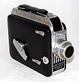 Vintage Cine-Kodak Magazine 8 Home Movie Camera, Made In USA, Circa 1949 (31694793583).jpg