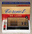 Vintage Coronet Pen Stand 2-Transistor Radio with Coca Cola Imprint (8336815201).jpg