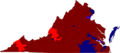 Virginia House of Delegates election results map 2013.png