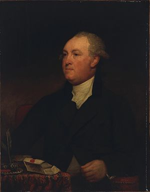 Home Secretary - Image: Viscount Sydney by Gilbert Stuart