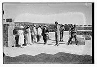 Visit of Prince William of Sweden?, Jerusalem LOC matpc.10397.jpg
