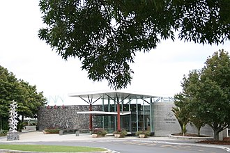 Auckland Botanic Gardens - Auckland Botanic Gardens Visitor Centre
