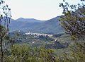 Vista de Parcent des de l'ermita de sant Sebastià de Murla.JPG