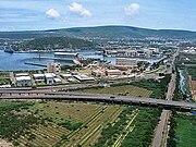 Vizag seaport