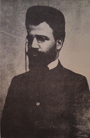 Dimitar Vlahov - Revolutionary and politician from Macedonia