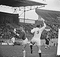 Voetbal Amsterdam tegen Manchester United spelmoment, Bestanddeelnr 913-9491.jpg
