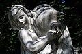 Volksgarten Kaiserin-Elisabeth-Denkmal Wien Brunnen 2c 22-09-2013.jpg