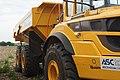 Volvo A40G Dump Truck (27747409966).jpg
