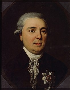 Alexander Vorontsov 18th/19th-century Russian Imperial chancellor