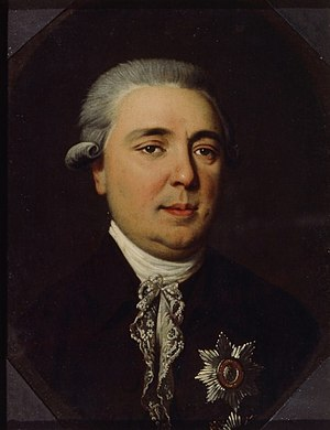Alexander Vorontsov - Count Alexander R. Vorontsov.