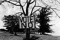 Vote No sign, Marianas District Covenant campaign.jpg