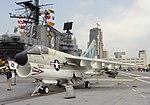 Vought A-7 SLUF, Midway Air Museum, San Diego, California.jpg