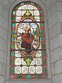 Voyenne, église saint-Rémi, vitrail 02.JPG