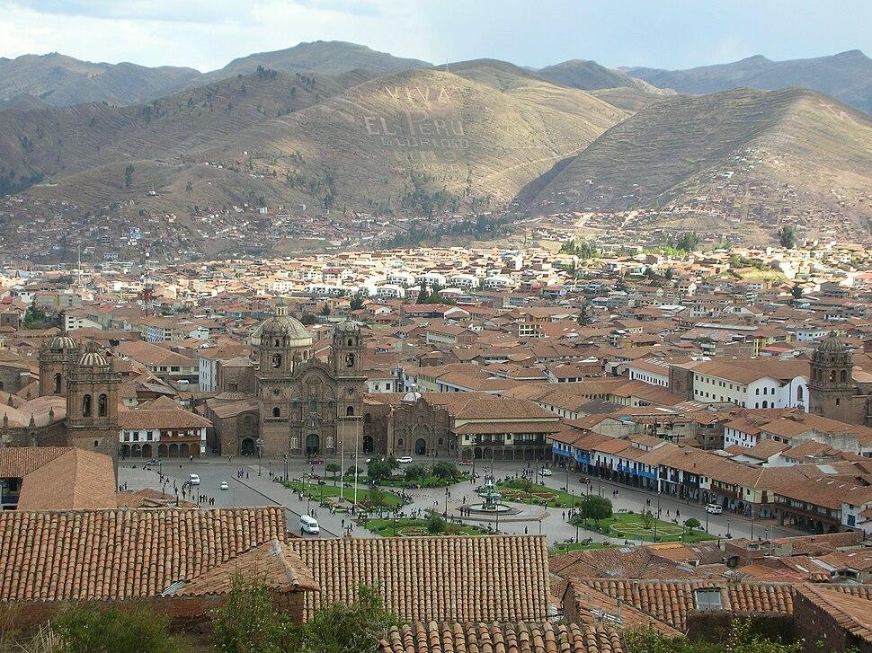 Vue de Cuzco (2007)