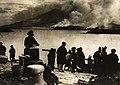 Vulkaanuitbarsting Sakoeragima - Volcano eruption Sakurajima (3774081431).jpg