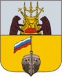Vytegra COA (Olonets Governorate) (1781).png