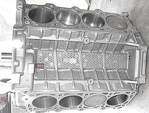 Ford Mustang SVT Cobra - A Windsor Aluminum Plant block